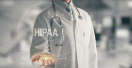 HIPAA-compliant data management