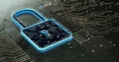Digital encrypted Lock with data multilayers