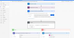 Microsoft Power Automate service screenshot