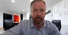Stacklet CEO Travis Stanfield