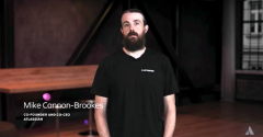 Mike Cannon-Brookes, co-founder and co-CEO of Atlassian