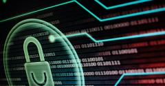 padlock data security threat management