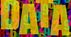 Data word and numbers