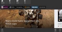 Windows 8RT News app