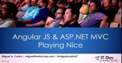 AngularJS and ASP.NET MVC Playing Nice