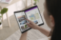 surface neo microsoft dual-screen surface device running Windows 10x