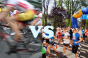 Cycling vs Running with the Microsoft Band