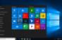 Windows 10 Enterprise Desktop and Start Menu