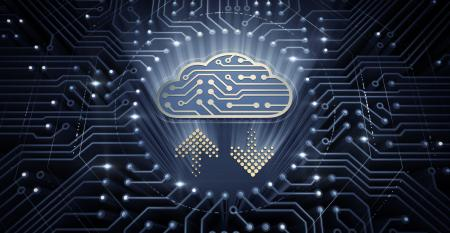 cloud computing server storage