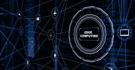 edge computing data visual