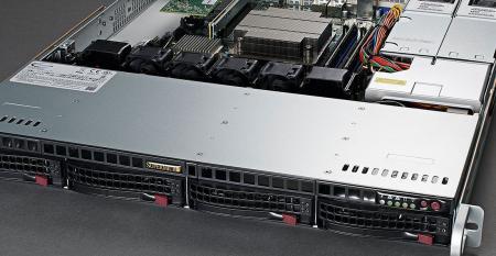 Equinix Metal server