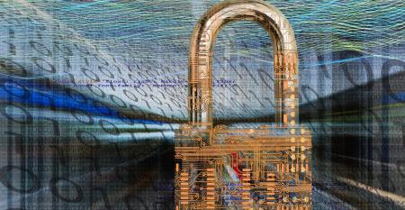 lock securing code