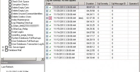 Setting Up Alerts for Long-Running Transactions