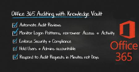 Industry Briefings: Knowledge Vault Provides Cloud Auditing