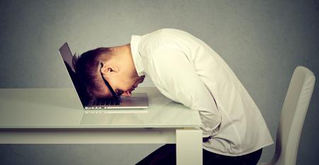 video conferencing fatigue or zoom fatigue worker