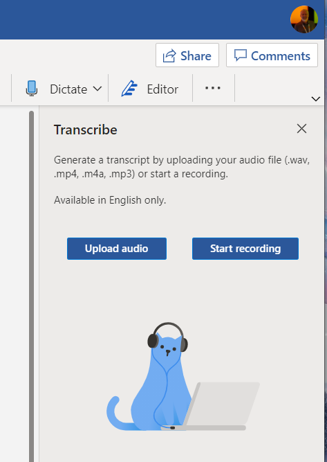 transcribe-start-options.png