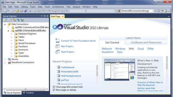 Exploring Visual Studio 2010's Database Tools | IT Pro
