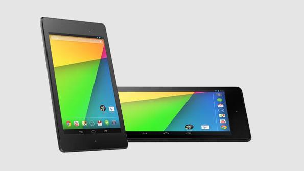 Google Nexus 7 (2013) Preview