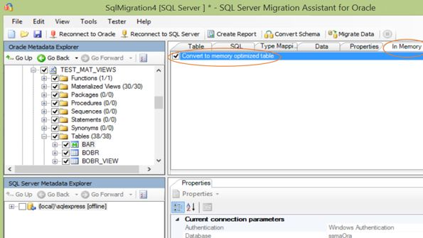 SQL Server Migration Assistant v6 0 for Oracle Available