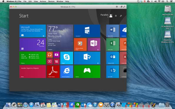 I'm a Mac and a PC: Virtualizing Windows on the Mac | IT Pro