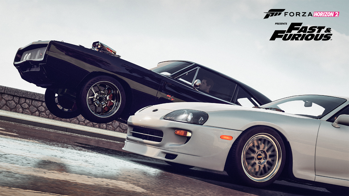 Standalone Fast & Furious game from Forza Horizon 2 is free