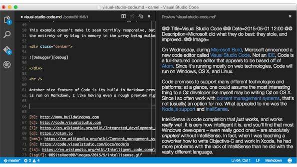 Microsoft's Code for Mac, Objective-C announcements build bridge to