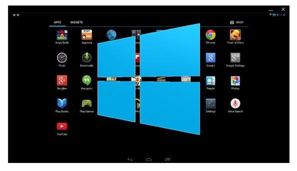 android emulator for surface pro 3
