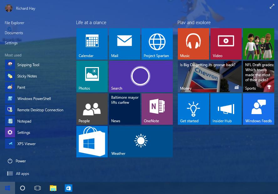 Windows 10 build 10074 receives minor fixes through windows update windows 10 build 10074 receives minor fixes through windows update kb3061161 it pro ccuart Images