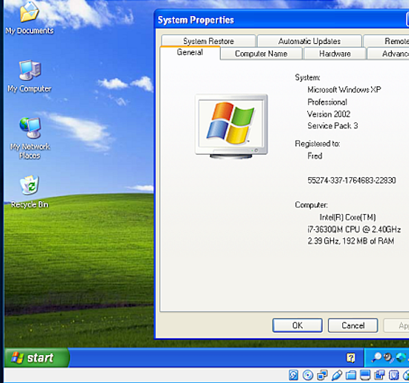 Fred Langa | Windows Secrets: Making XP software work on a better OS