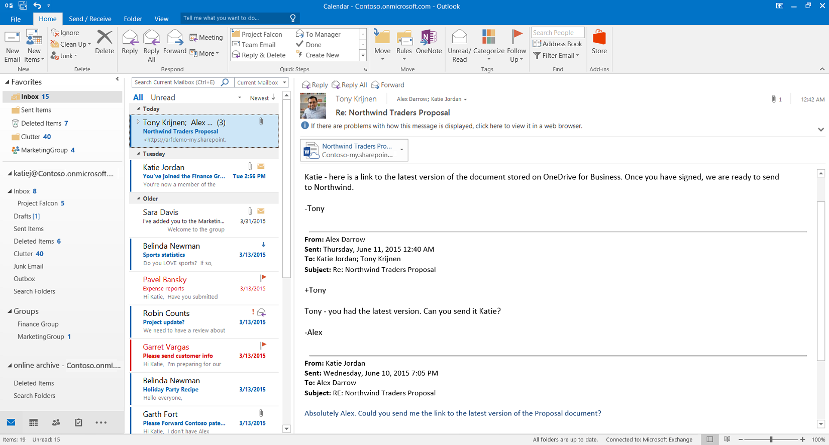 Outlook 2016 | Microsoft is working to remedy an issue ...