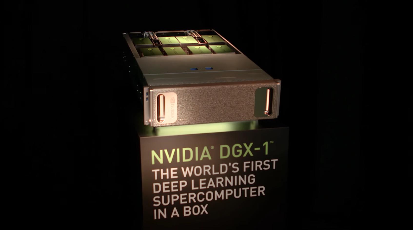 nvidias dgx 1 supercomputer packs - HD1694×944
