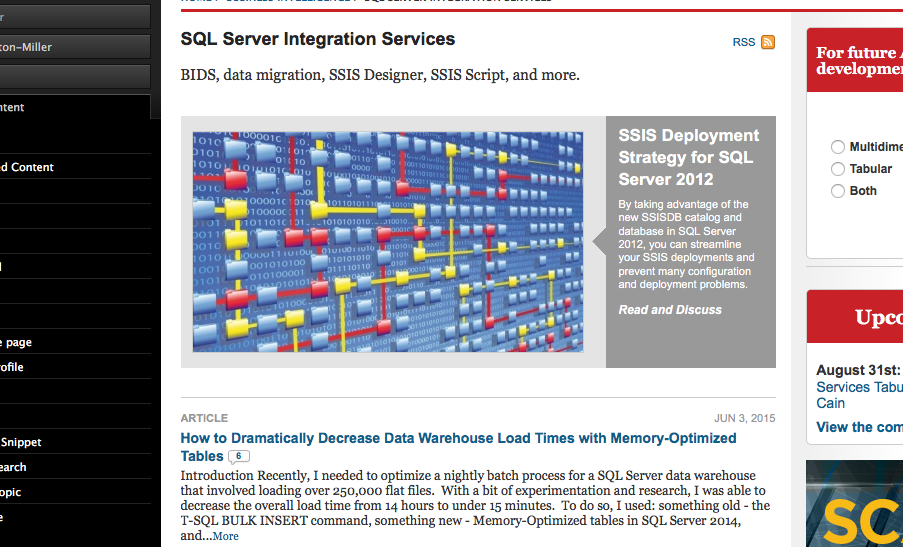 What's New in SQL Server 2016 Integration Services | IT Pro