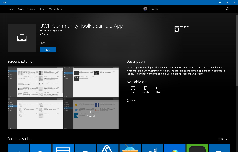 Webview Windows Toolkit