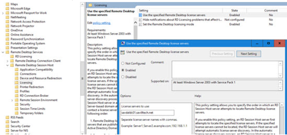 Configure Rd Licensing Server Via Group Policy It Pro