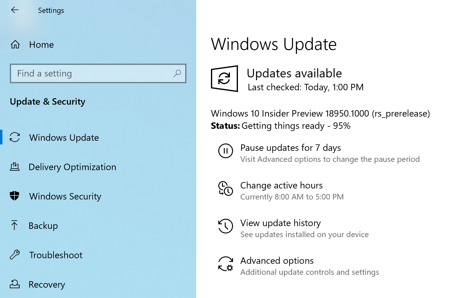 Windows 10 (20H1) Build Tracker for PCs | IT Pro
