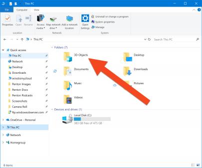 Windows 10 Fall Creators Update Build 16257 | IT Pro