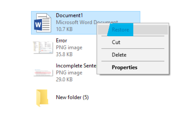 How to Delete or Restore Files and Folders in OneDrive for