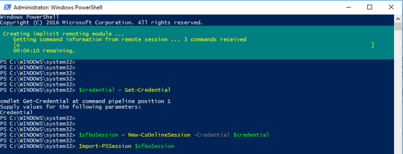 How to Connect to Office 365 Services with PowerShell | IT Pro