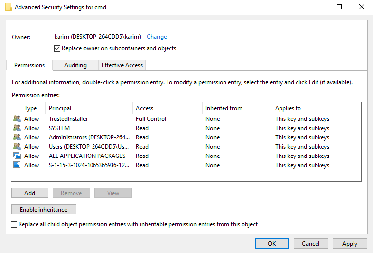 How To: Add Open Command Window Here to Windows 10 Context
