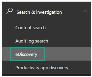 New Features for eDiscovery within Office 365 | IT Pro