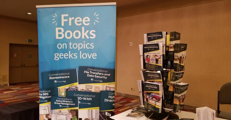 Conversational Geek Banner
