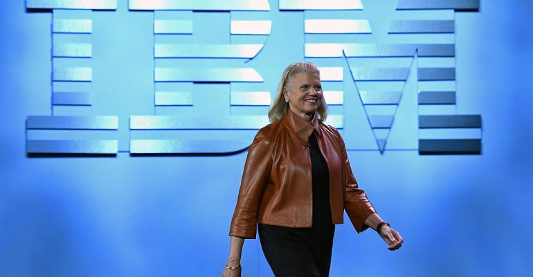 IBM CEO Ginni Rometty