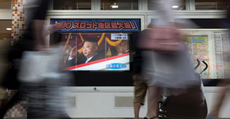 Japan Reacts To North's Latest Nuclear Test