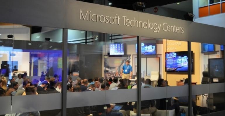 Ignite 2017 at Microsoft Technology Center