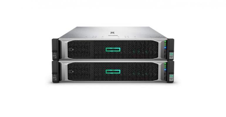 HPE SimpliVity 380 hyper-converged infrastructure solution