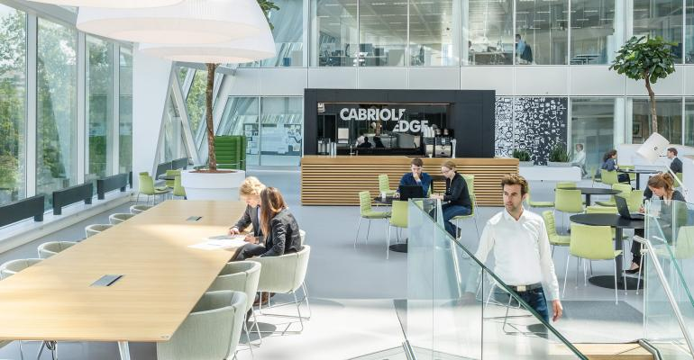 The Deloitte office building in Amsterdam is considered the world's smartest and most sustainable.