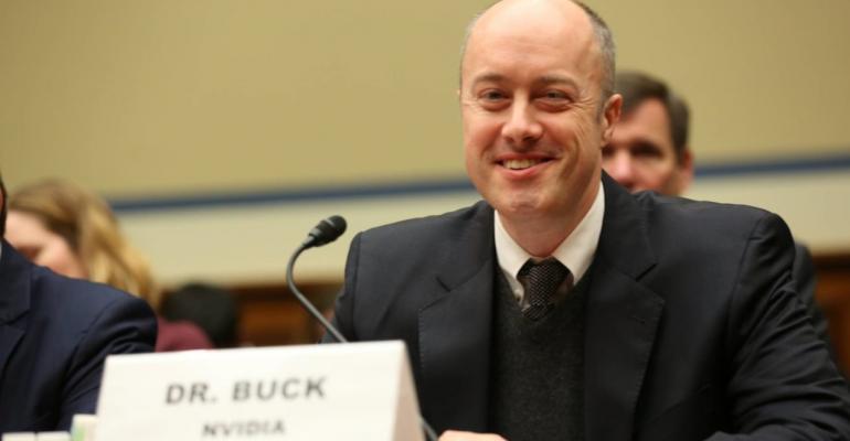 Ian Buck, VP and GM, Tesla Data Center Business, Nvidia