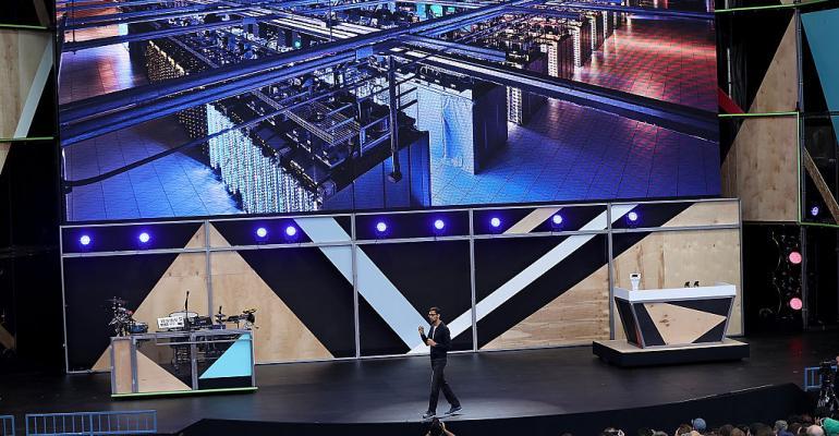 sundar pichai google io 2016