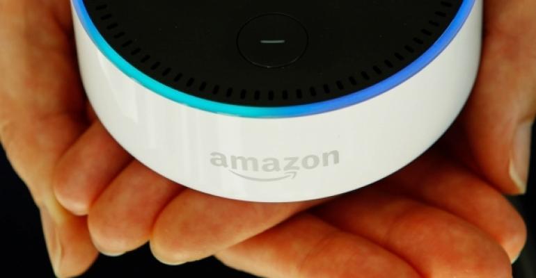 Amazon Echo Puck
