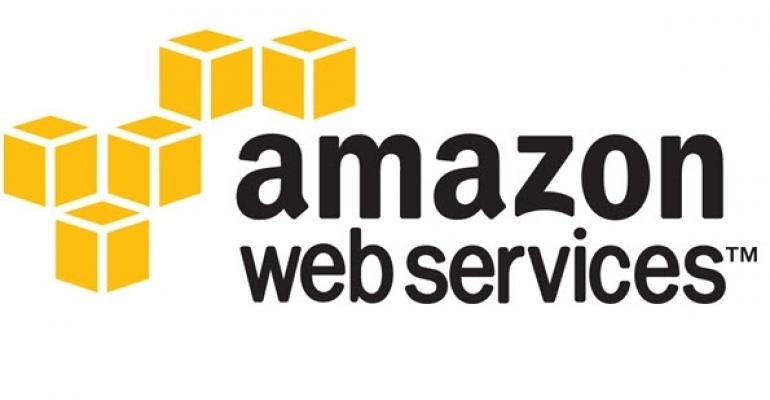 Amazon Web Services Logo (AWS)